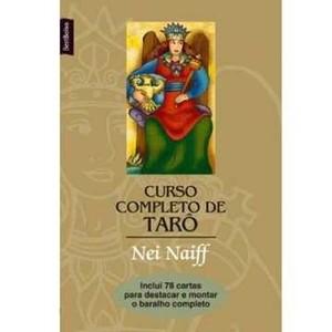 Livro - Curso Completo de Tarô - 78 Cartas no Encarte - Edição de Bolso - 9788577991433