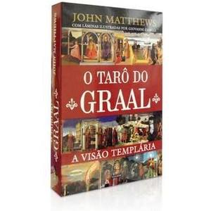Livro - O Tarô do Graal: A Visão Templária - 9788537007198