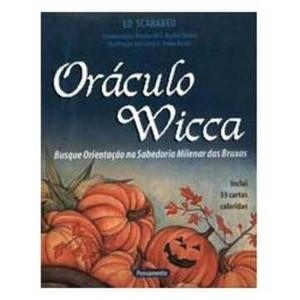 Livro - Oráculo Wicca - 9788531515064